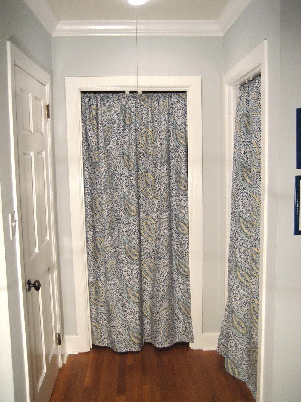 Curtain Panels For Closet Doors