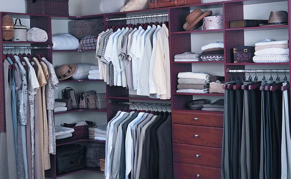 Custom Closet Systems Online