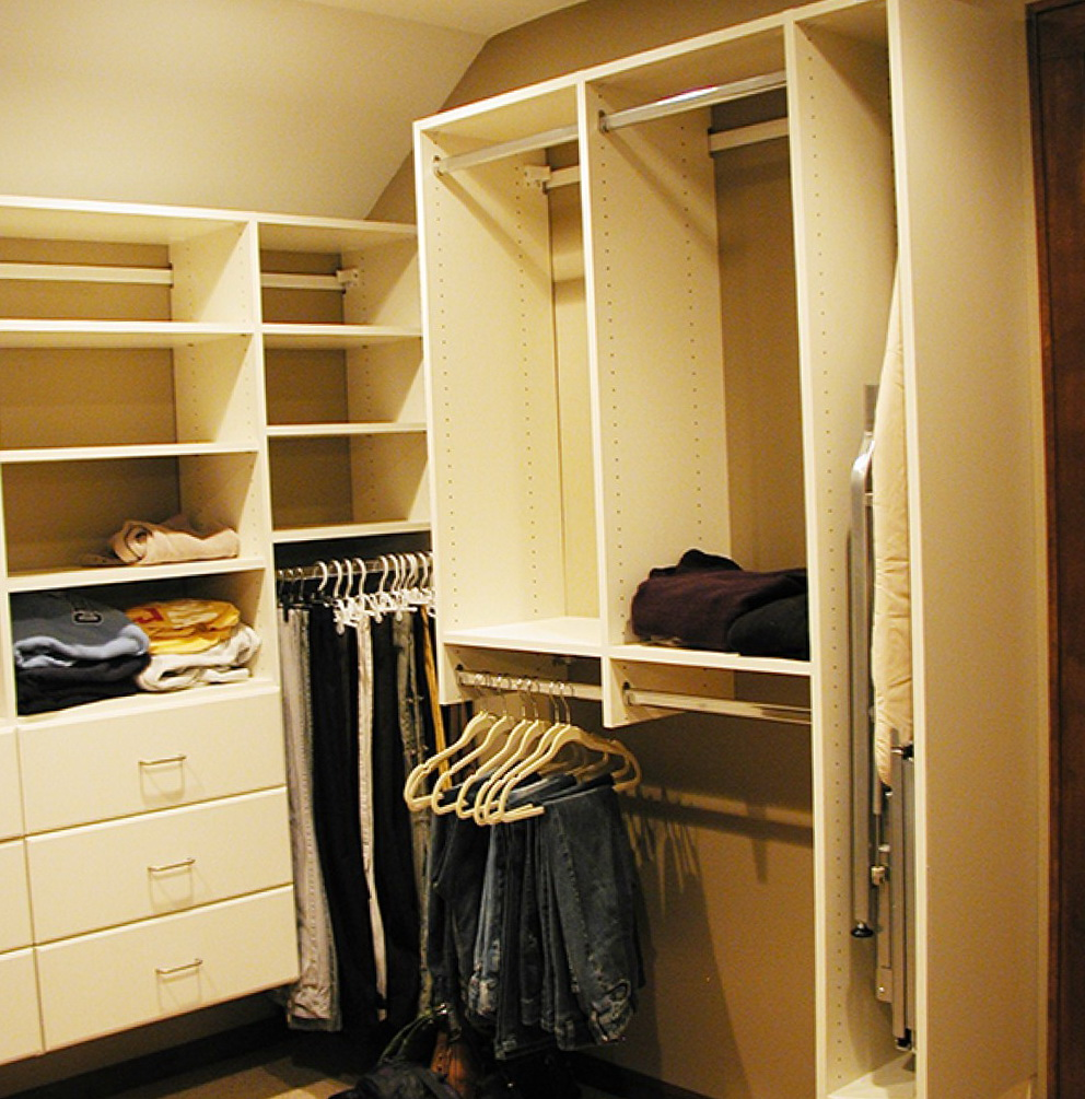 Custom Walk In Closets Pictures