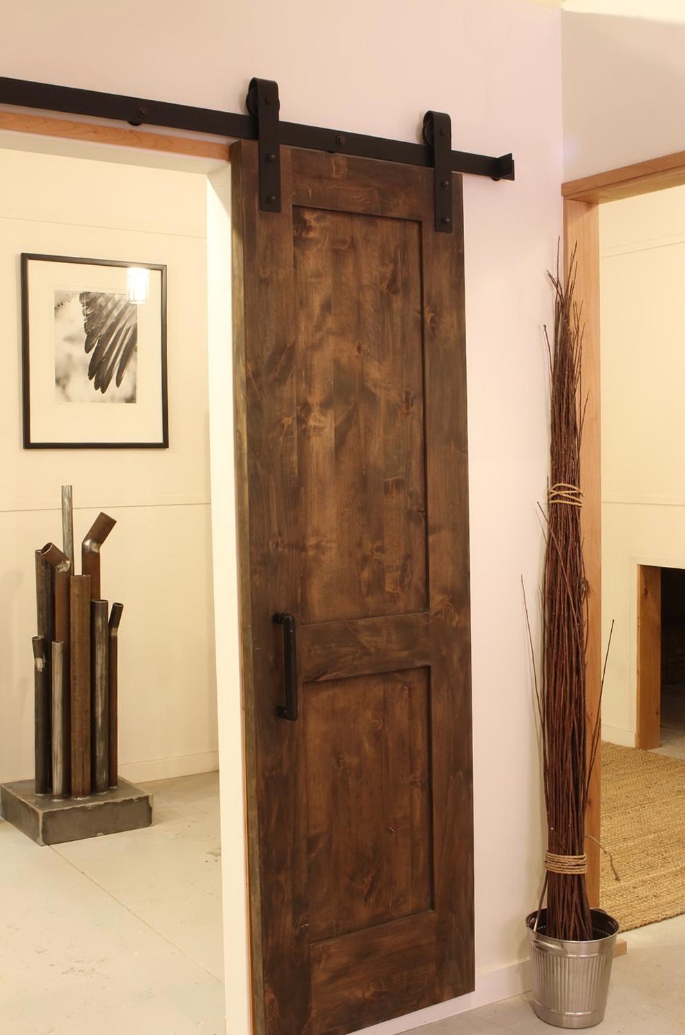 Diy Barn Door For Closet