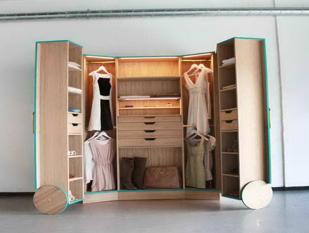 Diy Wood Closet System