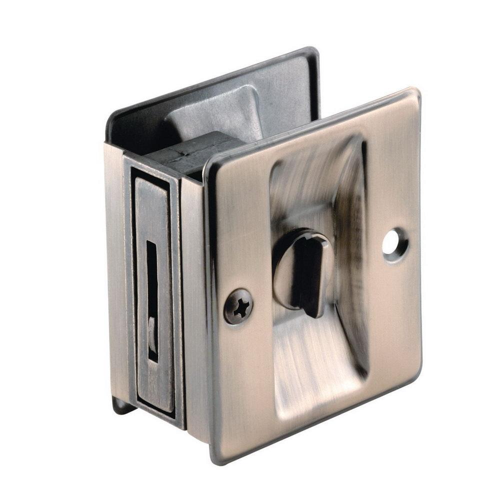 Double Closet Door Lock