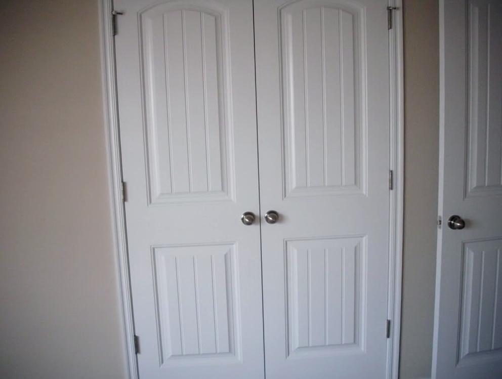 Double Hung Closet Doors