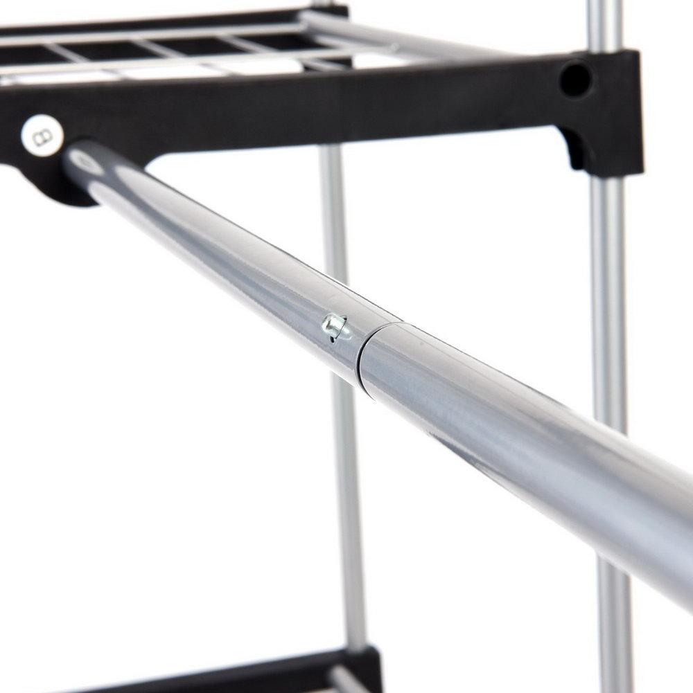 Double Rod Closet Extender