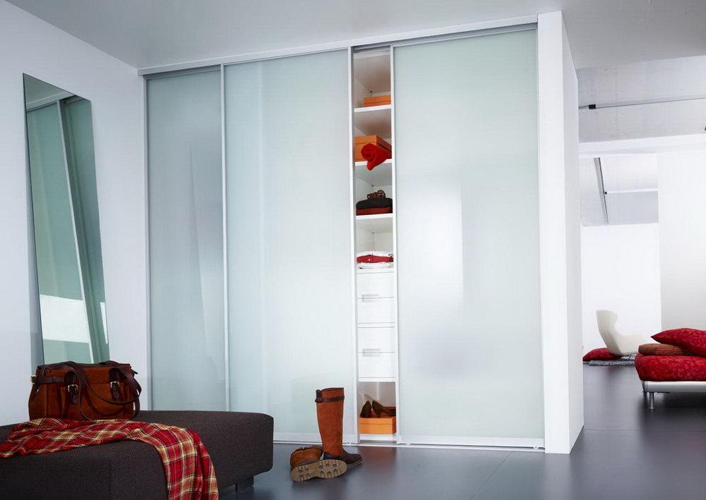 Glass Sliding Closet Doors Bedrooms