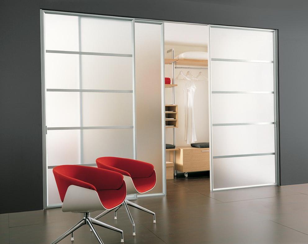 Glass Sliding Closet Doors Home Depot