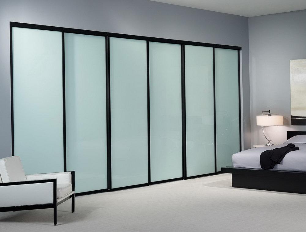 Glass Sliding Closet Doors Lowes