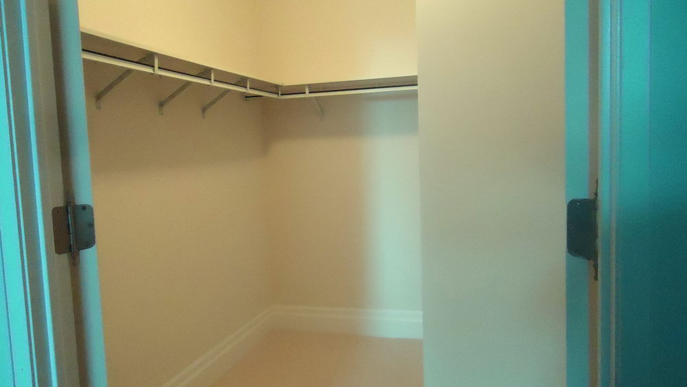 How To Build A Walk In Closet In The Basement