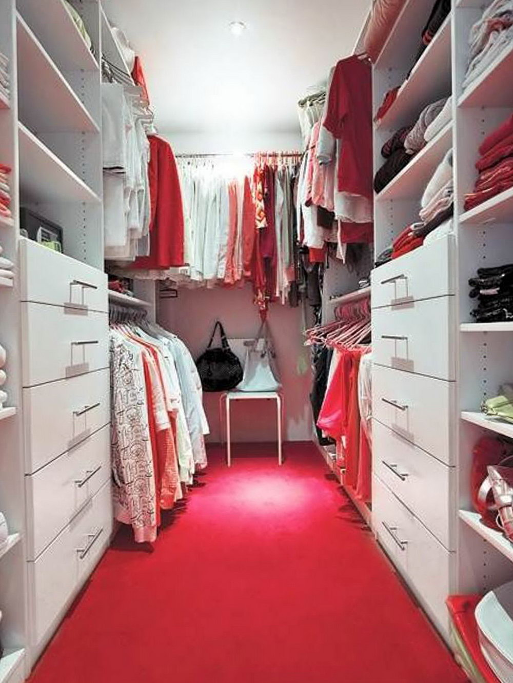 How To Design A Closet In A Small Space