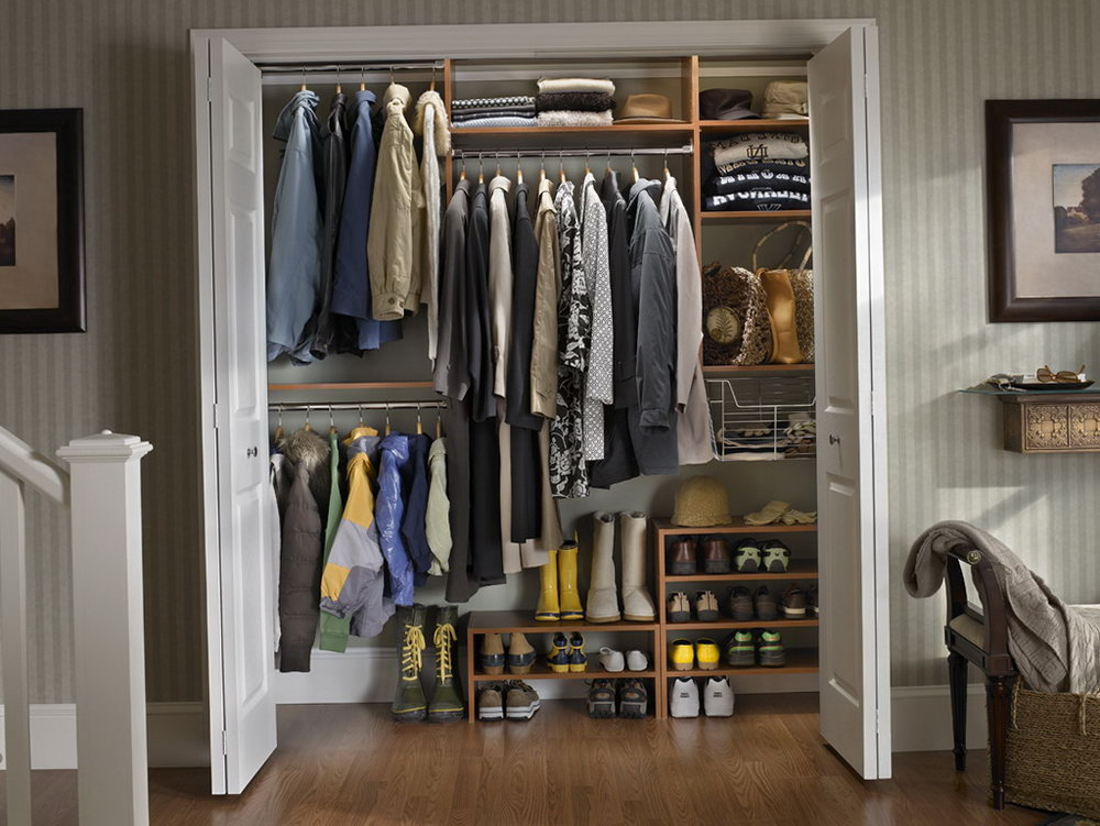 How To Design A Closet With Slanted Ceiling