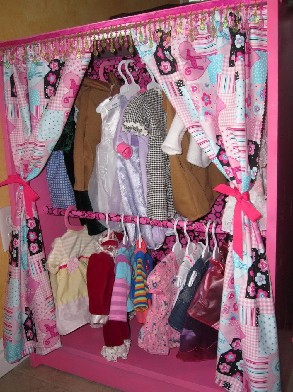 Jillian's Closet Doll Clothes
