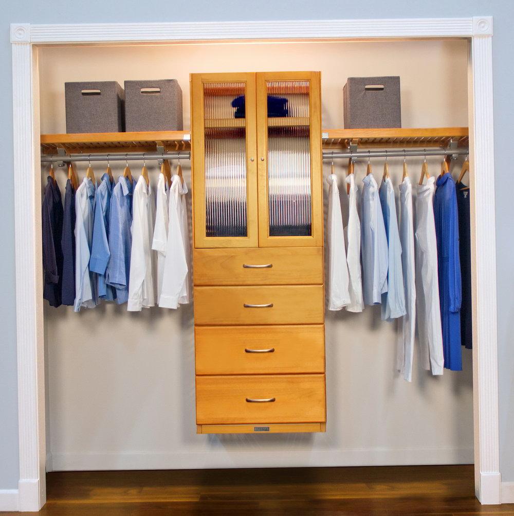 John Louis Home Closet Configurations