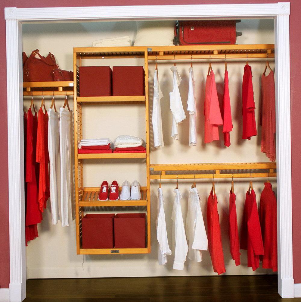 John Louis Home Closet Design