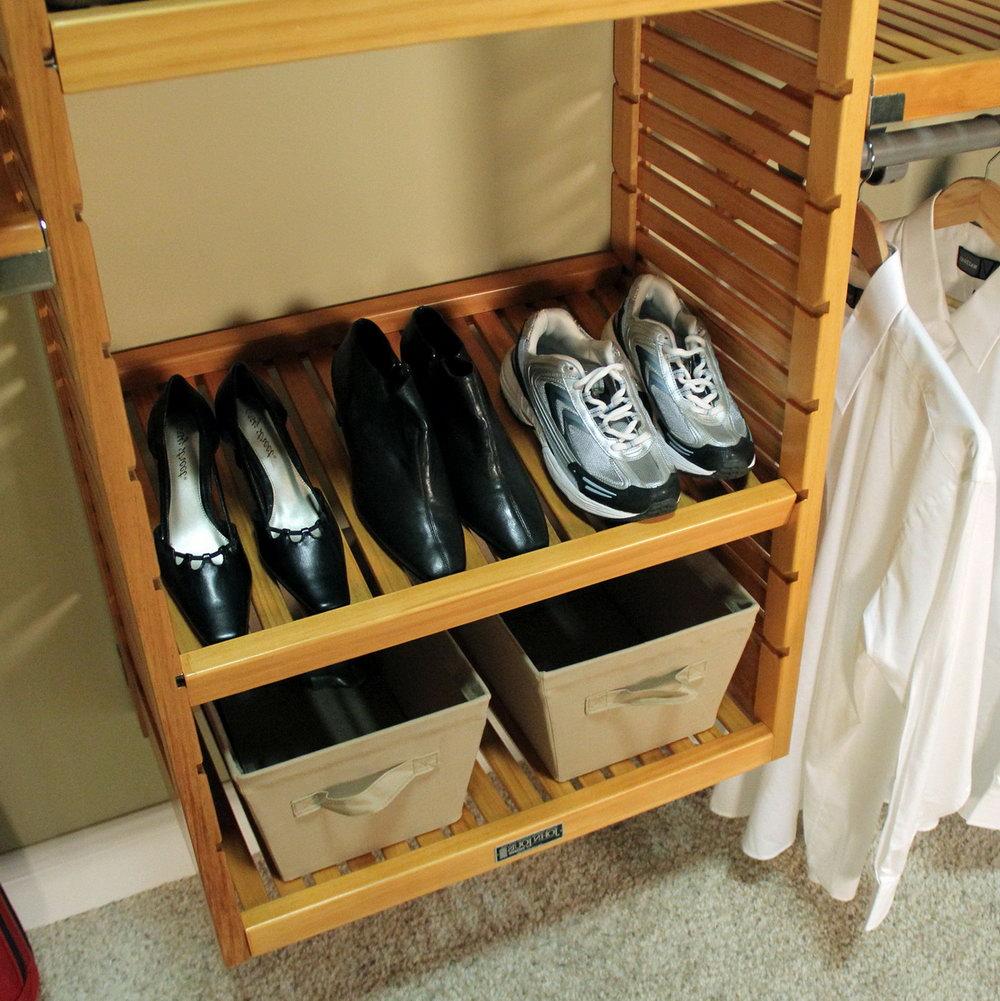John Louis Home Closet Instructions