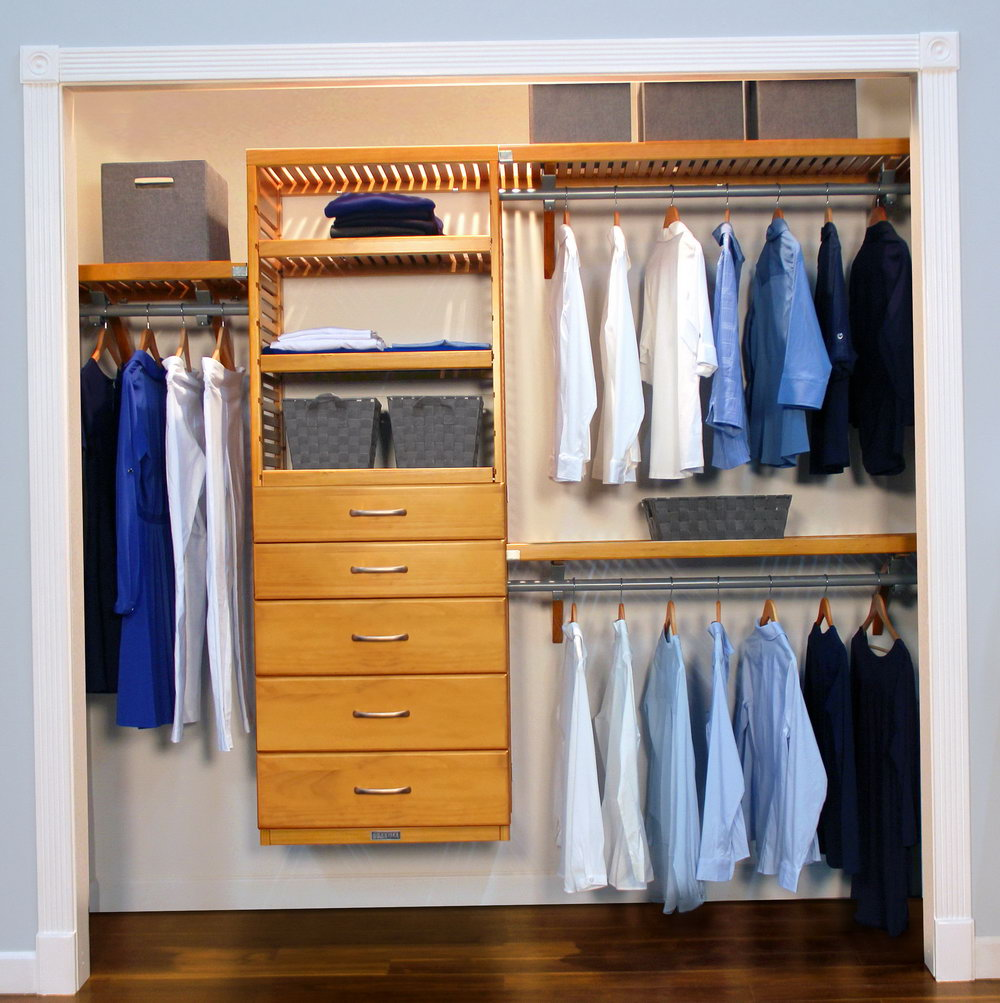 John Louis Home Closet System Review