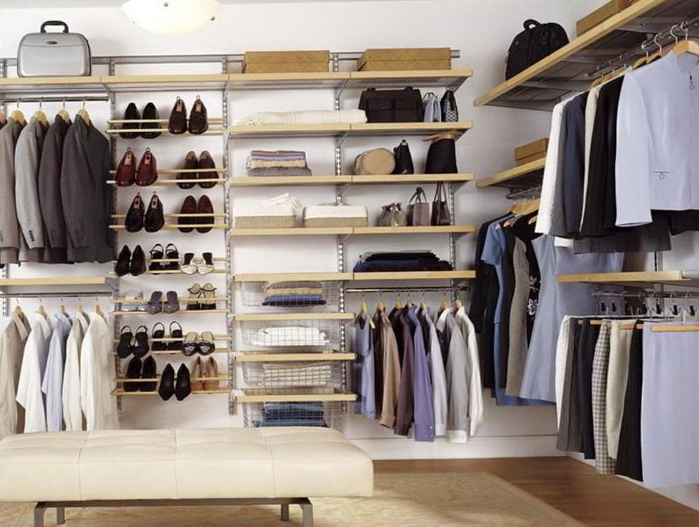 Lowes Closet Storage Shelves