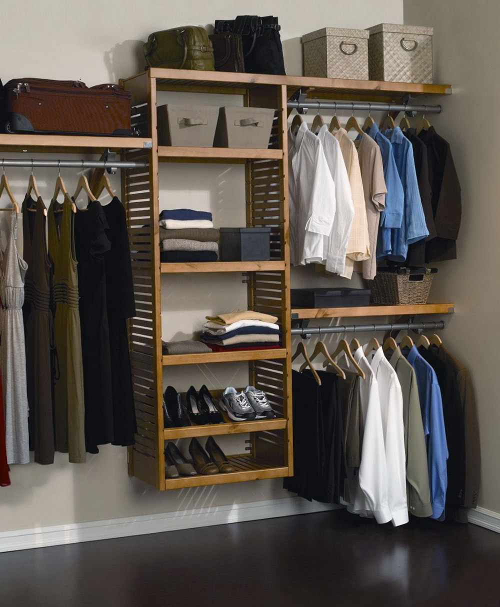 Lowes Closet Storage Systems