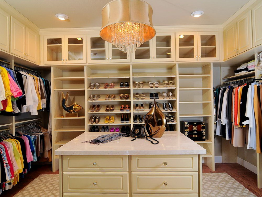 Master Bedroom Closets Designs