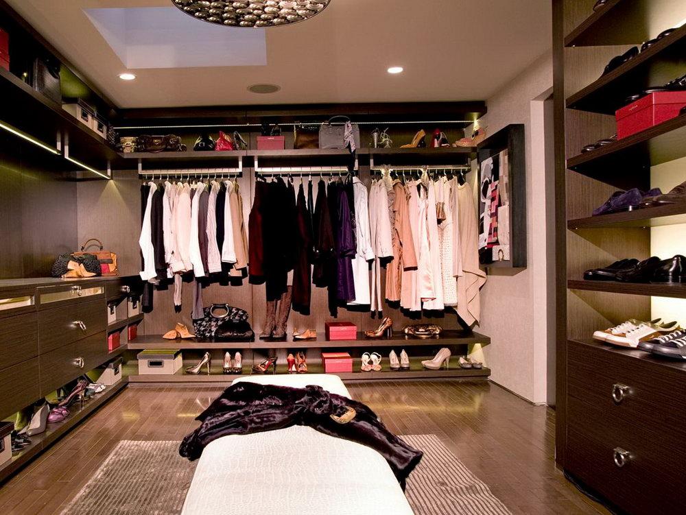 Maximize Closet Space Design