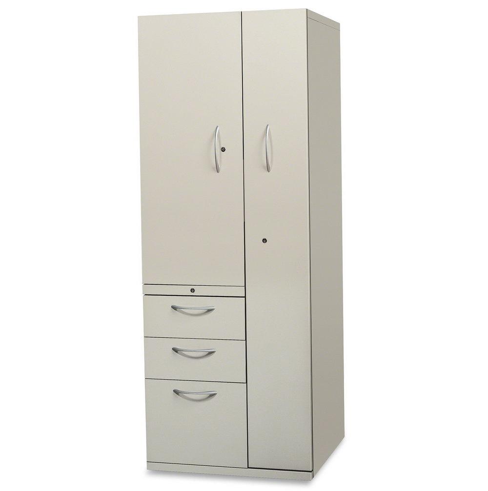 Metal Wardrobe Closet With Lock
