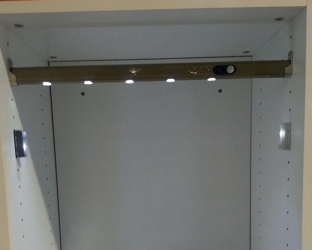Motion Sensor Closet Light Wired