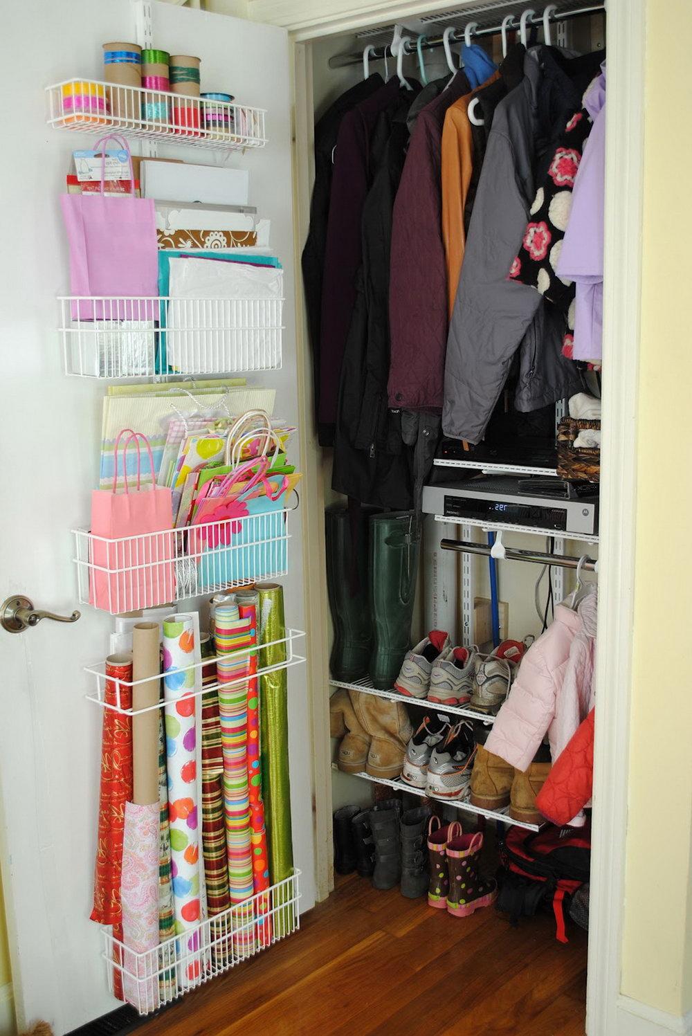 Organized Linen Closet Ideas