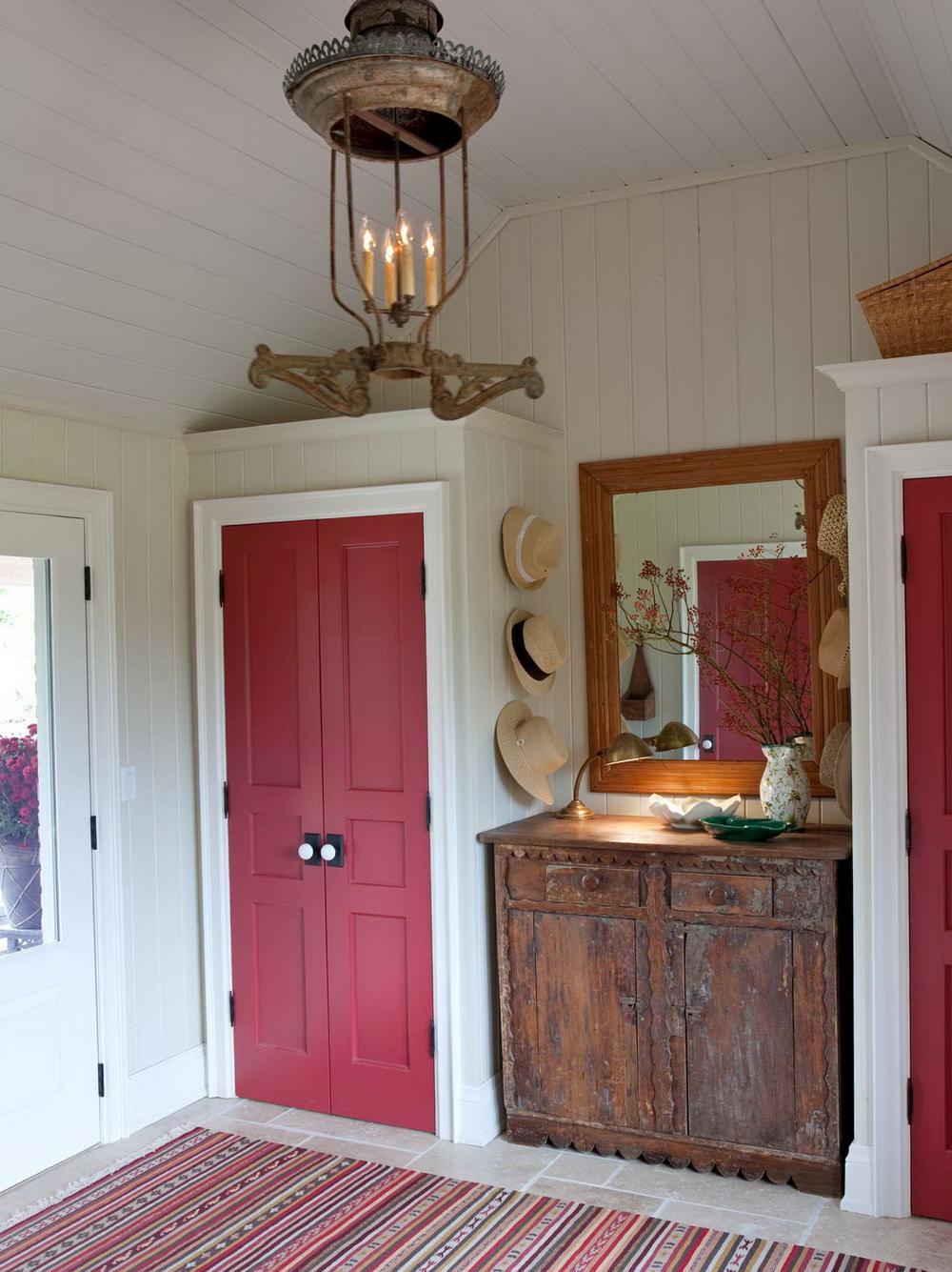 Paint Wood Closet Doors
