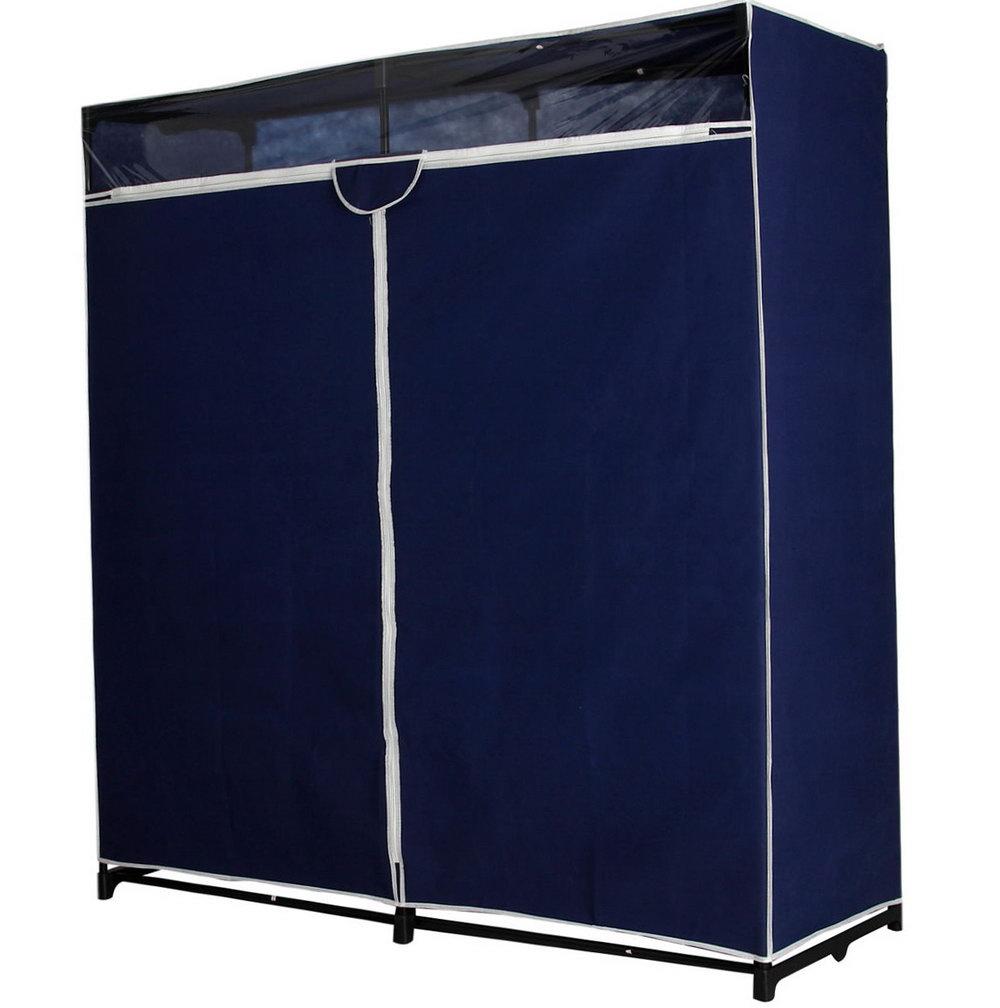 Portable Closet Storage Organizer Wardrobe