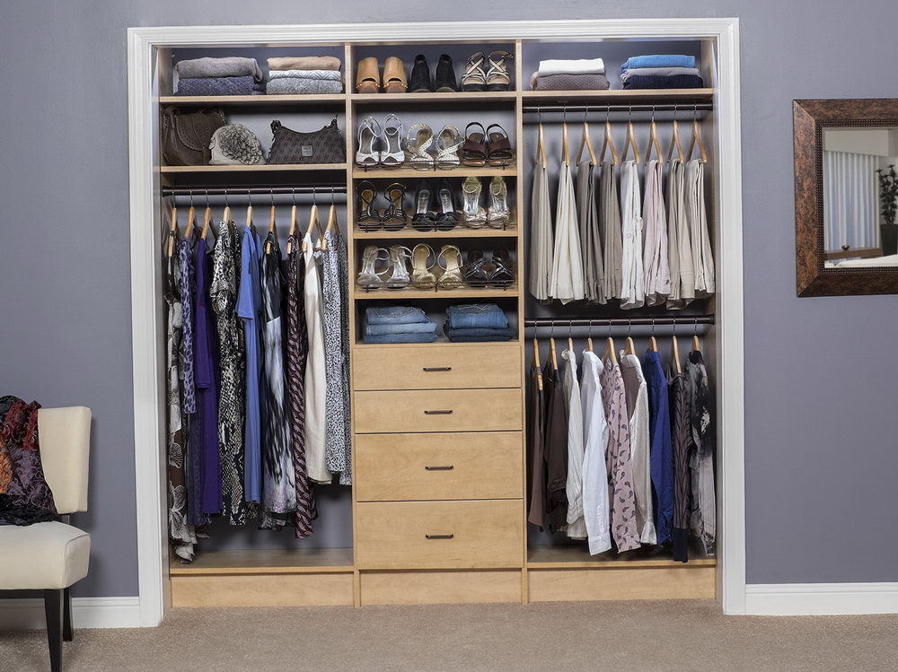 Reach In Closet Design Pictures