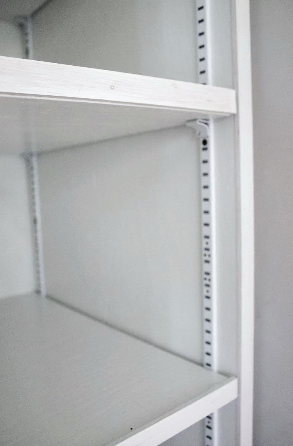 Rubbermaid Fasttrack Closet Installation Instructions