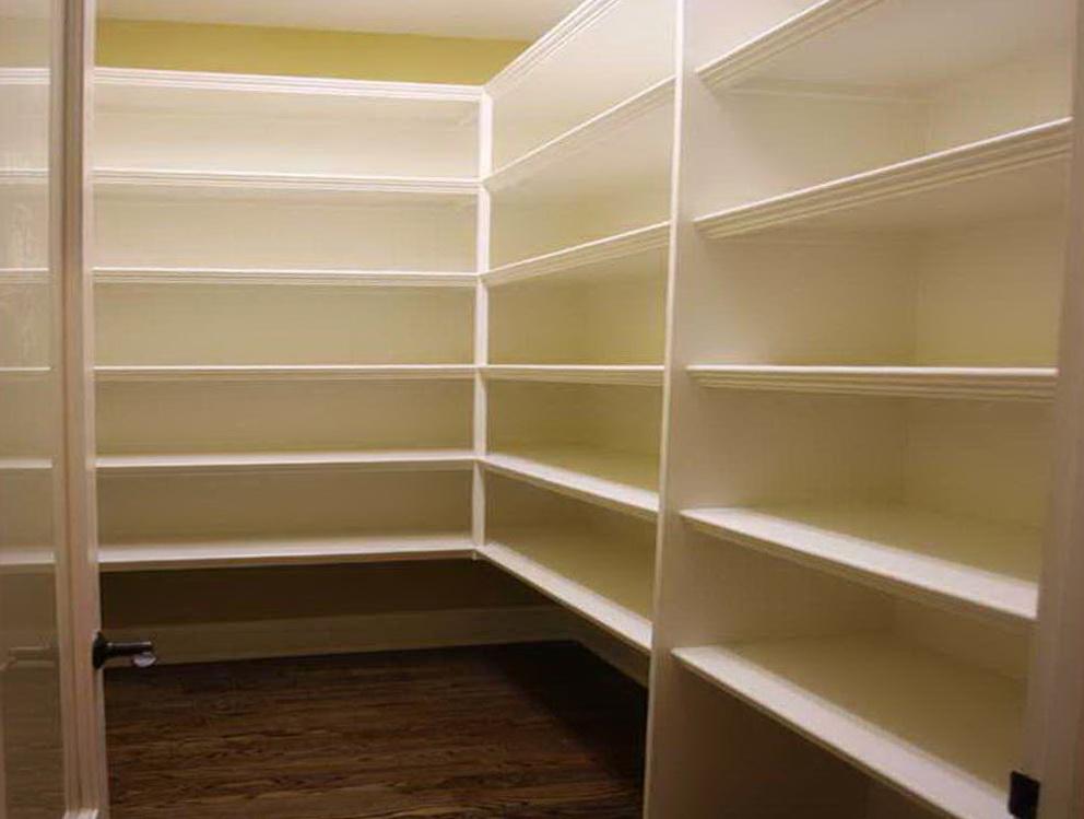 Shelving Ideas For Closets