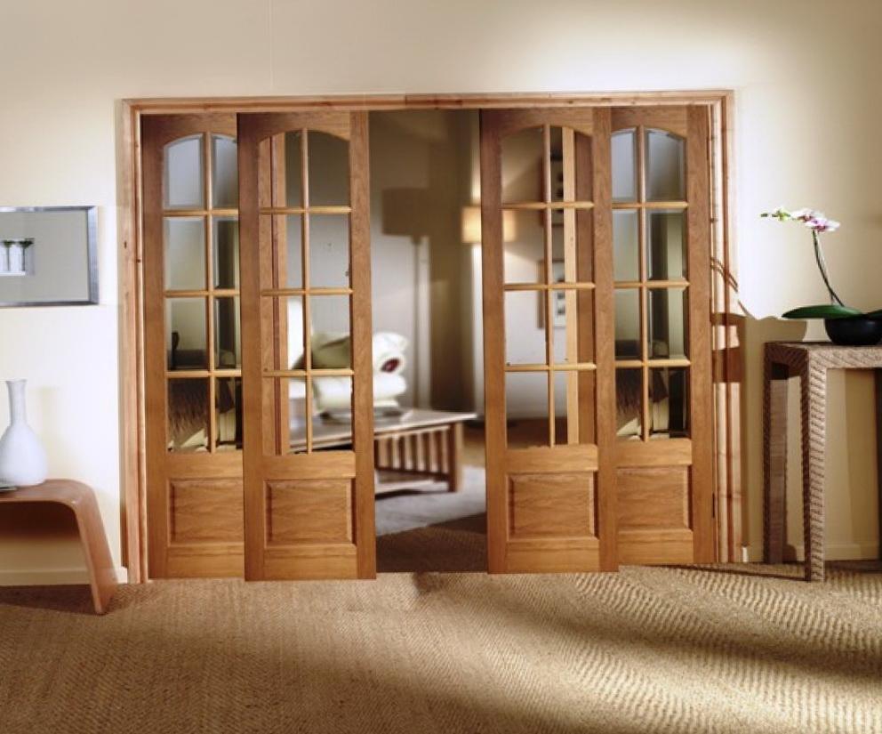 Sliding Closet Double Doors