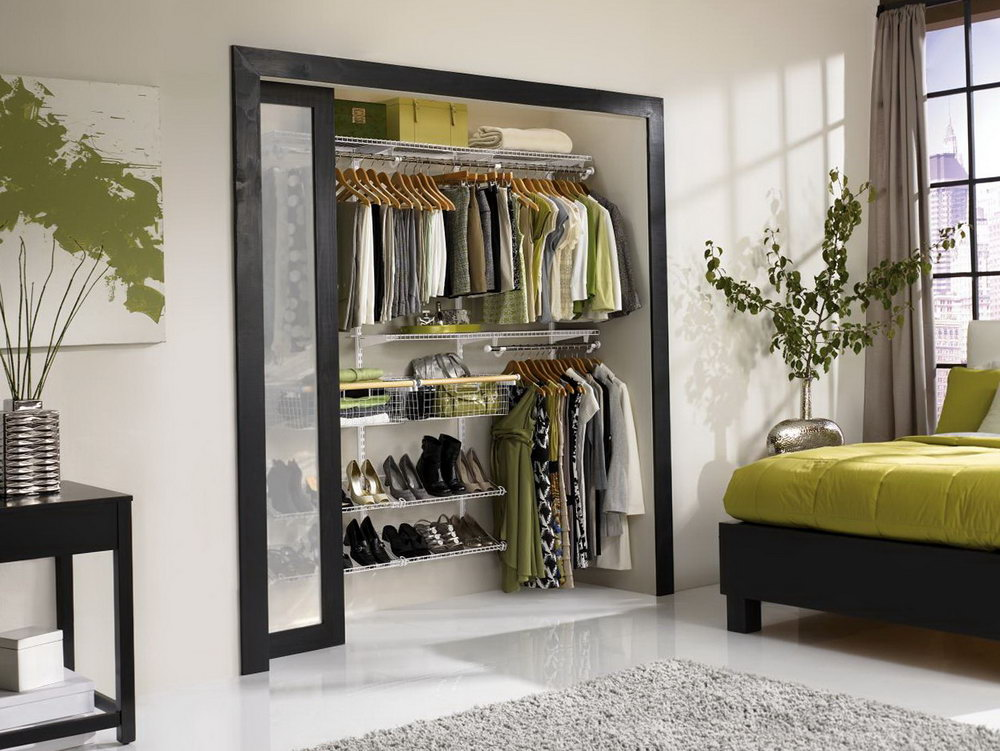 Small Bedroom Closet Ideas Pinterest