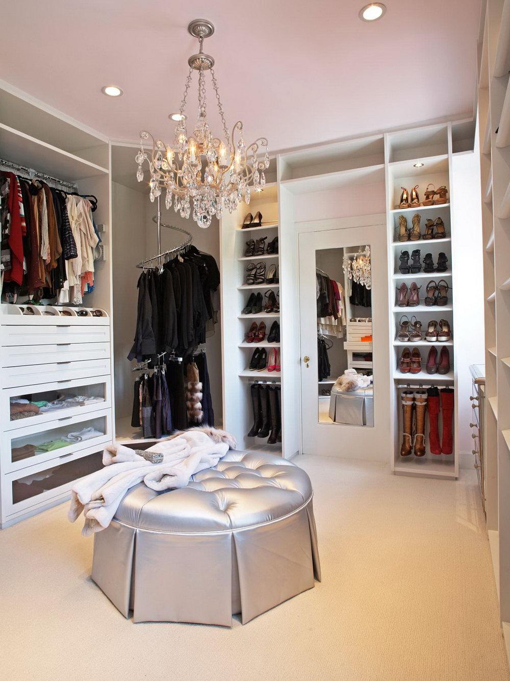 Walk In Closet Floor Plans