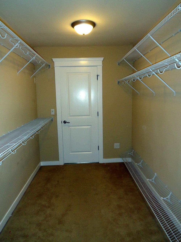 Walk In Closet Ideas Wire Shelving