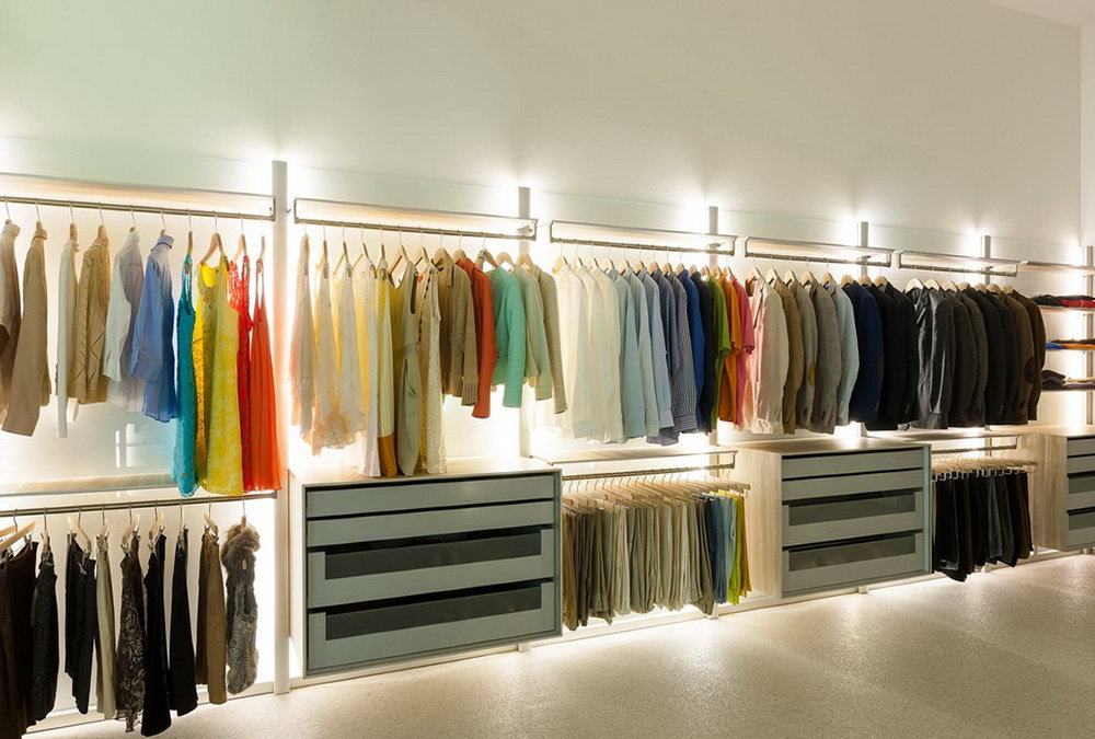 Walk In Closets Ideas Pictures
