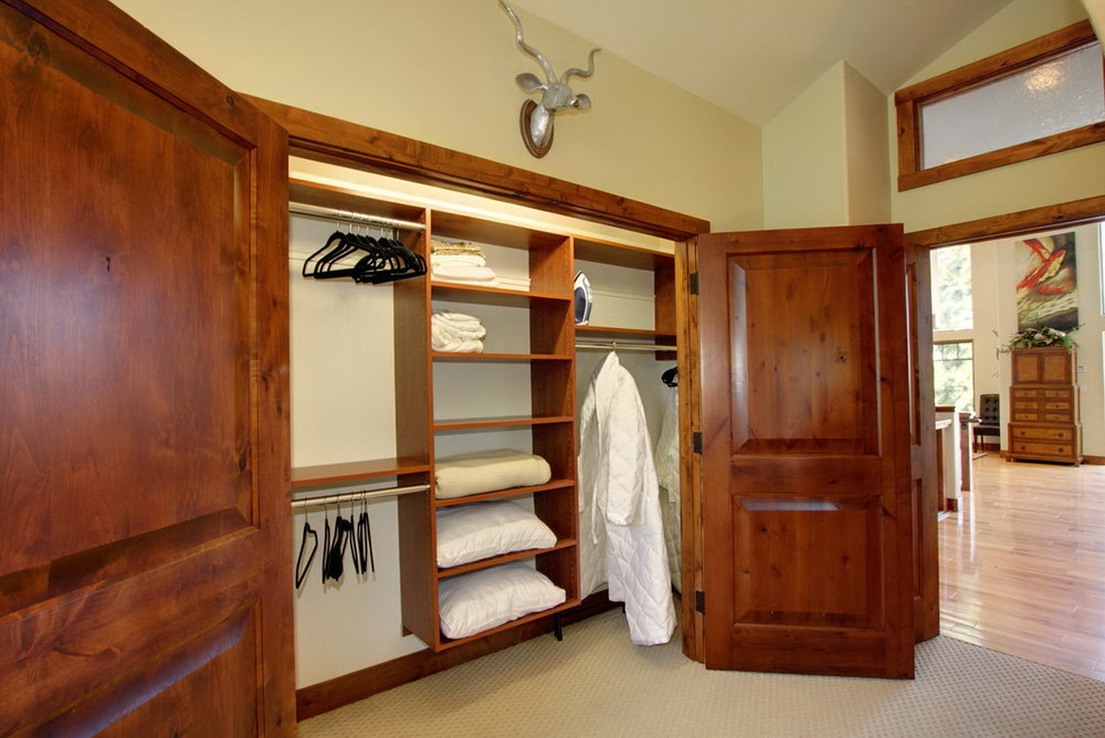 Wall Closet Door Ideas