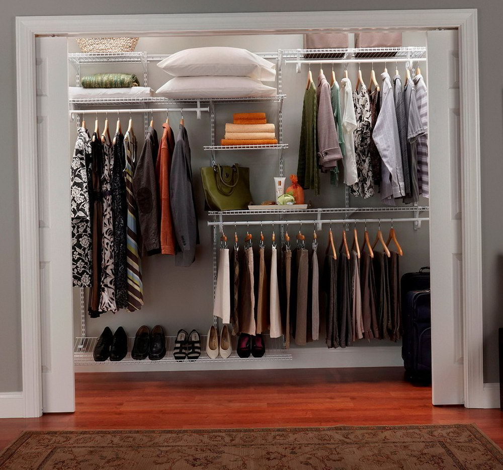 Wire Closet Systems Lowes