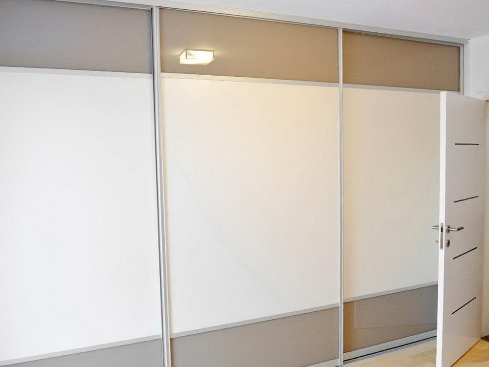 3 Panel Closet Doors