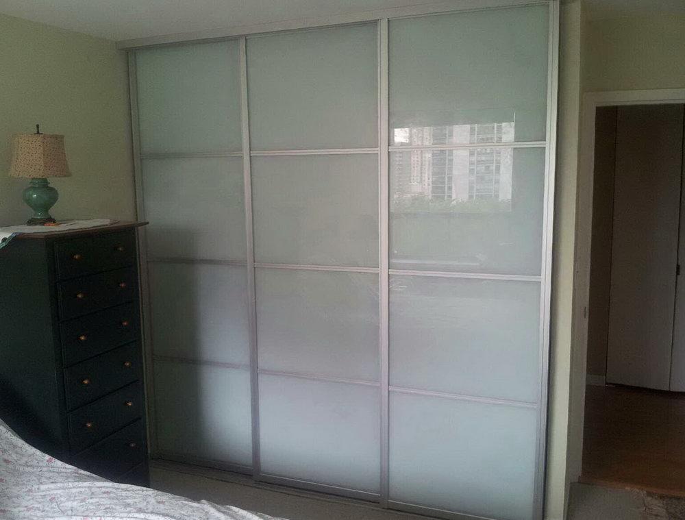 3 Panel Sliding Closet Doors Canada
