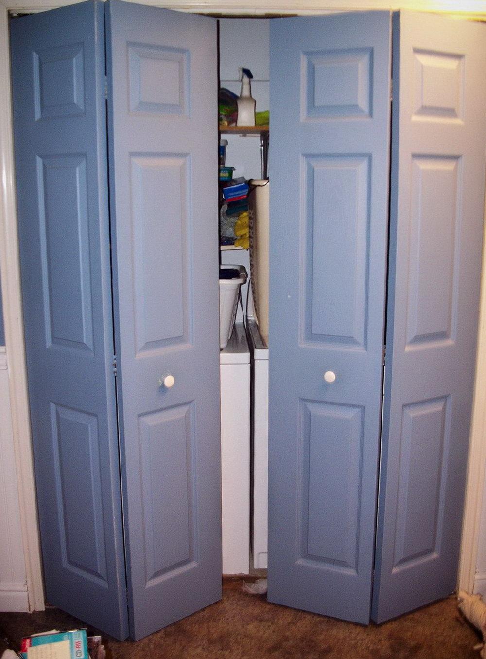 Accordion Closet Door Ideas