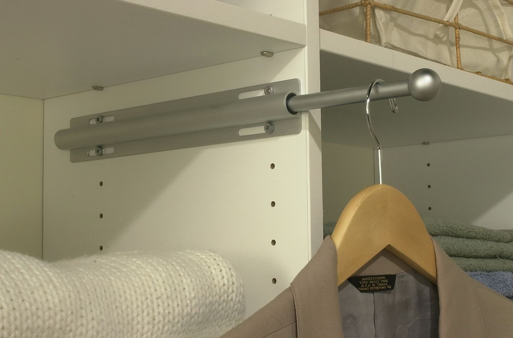 Adjustable Rod For Closet
