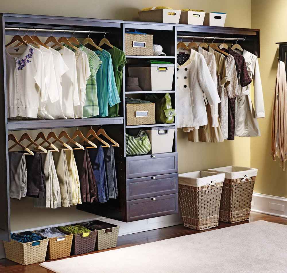 Allen And Roth Closets Systems
