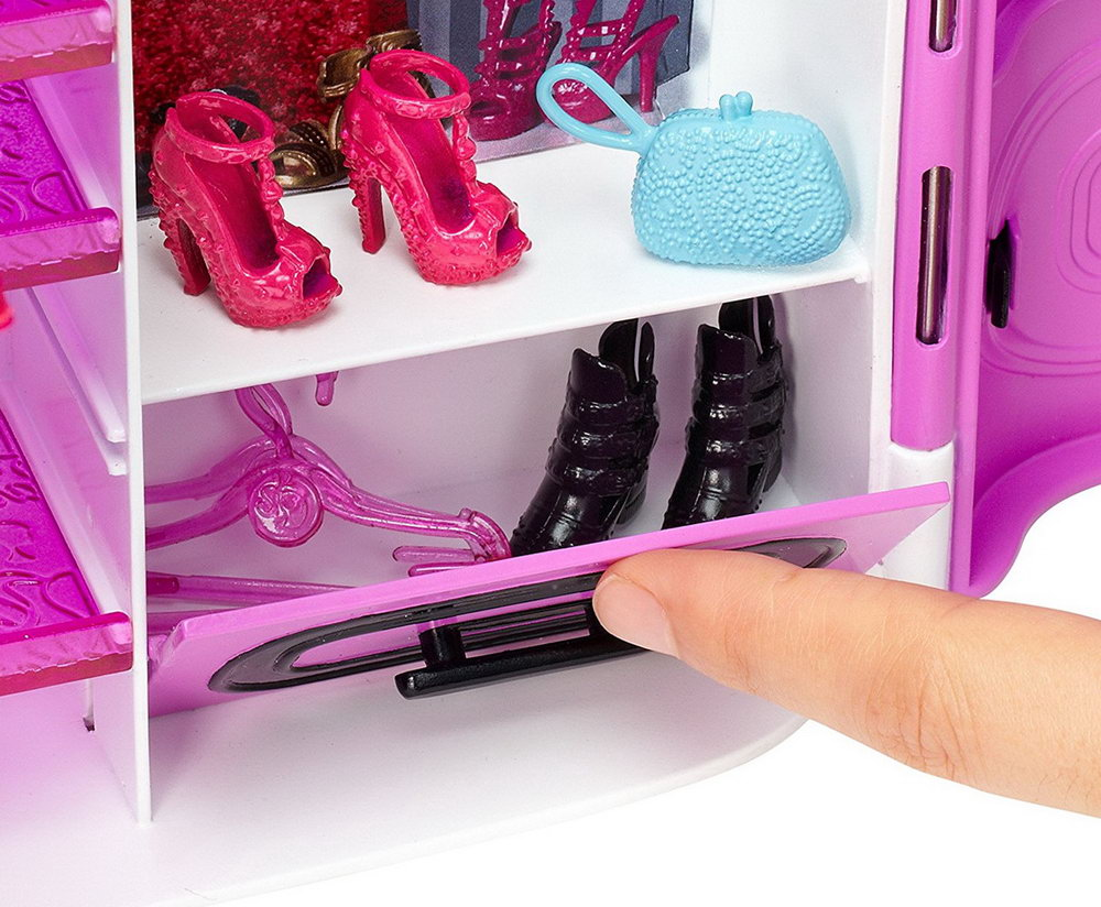 Barbie Closet Bolsa Fashion