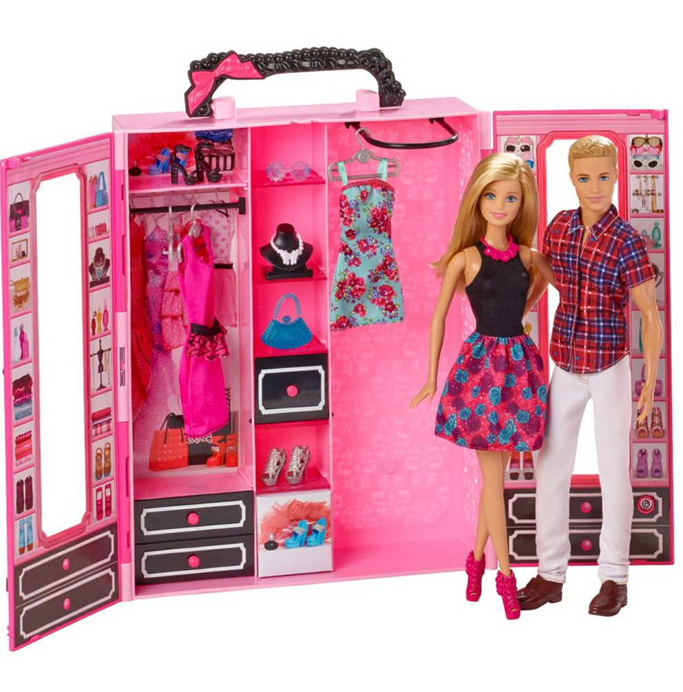 Barbie Clothes Closet