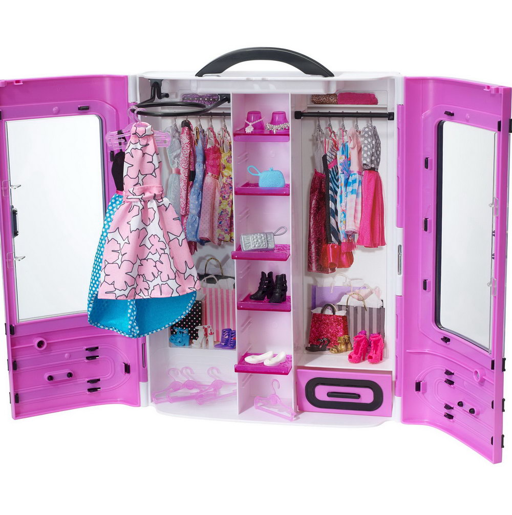 Barbie Fashionistas Ultimate Closet Purple