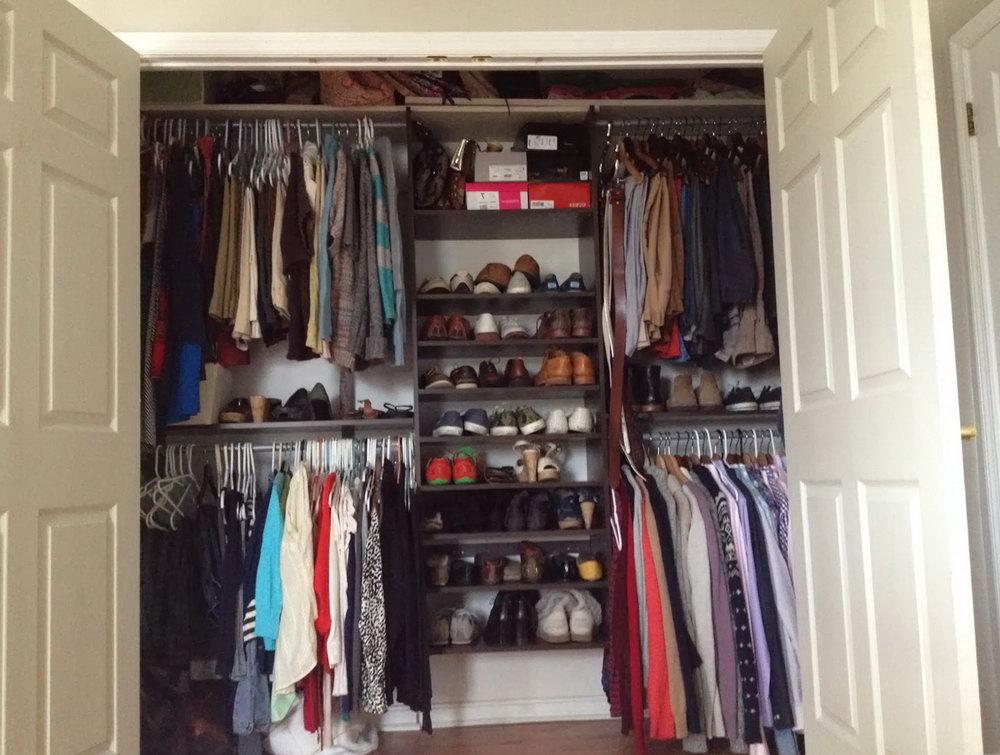 Best Closet System Diy