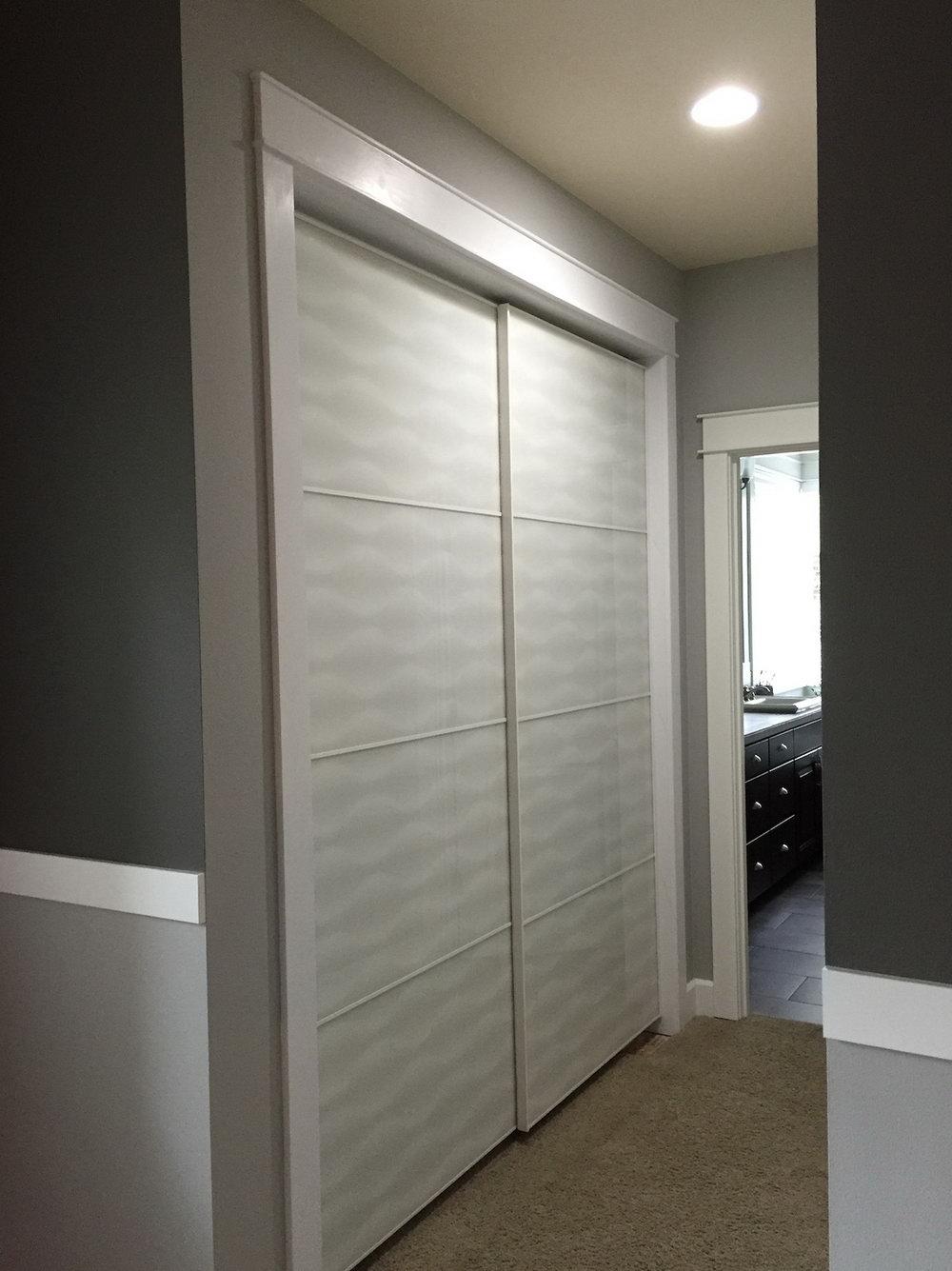 Bi Pass Closet Doors Rough Opening
