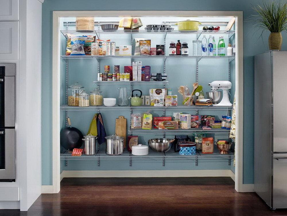 California Closet Kitchen Pantry