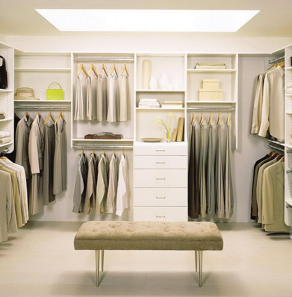 Closet Built In Dresser